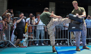 1024px-Martial_Art_Demo_during_Marine_Day_Times_Square,_May_27_-_Fleet_Week_New_York_2011