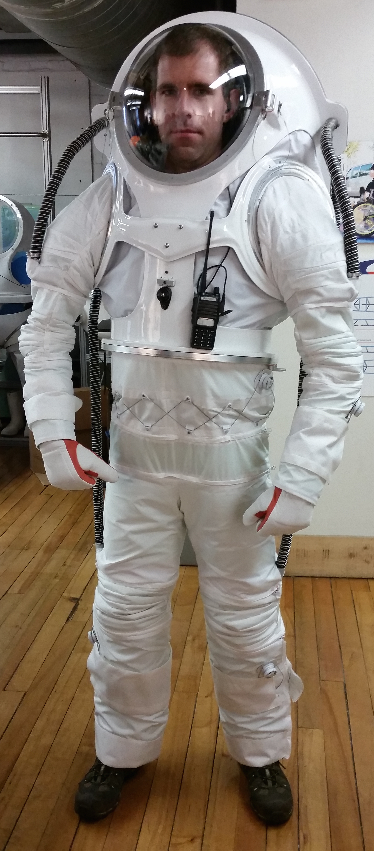 mars space suit 2017 - photo #37